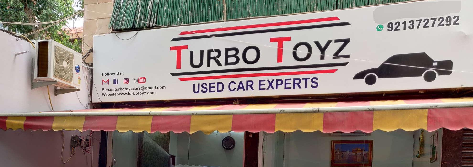 Turbo Toyz